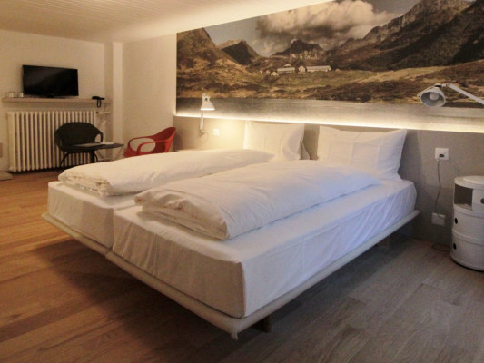 Hotel Forni Double room 1
