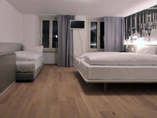 Hotel Forni Triple room 1