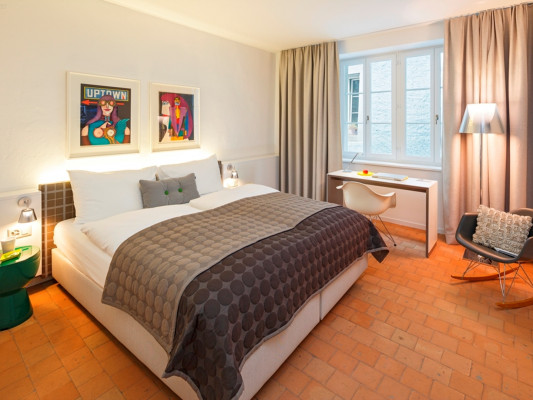Hotel Rössli Double room 1
