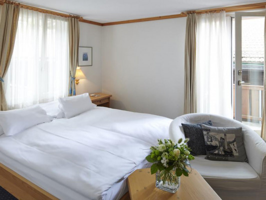 Hotel Bristol Relais du Silence Double room Standard north 6