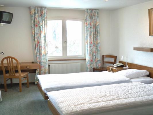 Hotel Le Vaisseau Double room 1