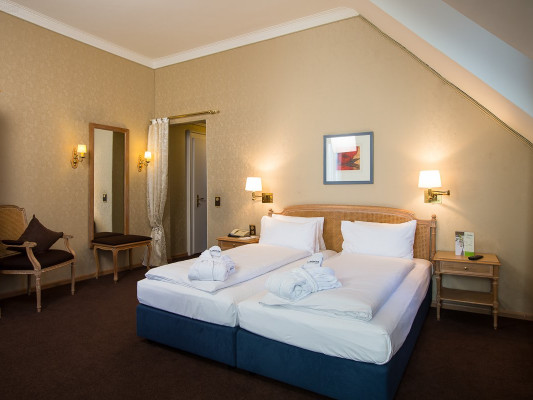 Lindner Grand Hotel Beau Rivage Comfort Class double room 0